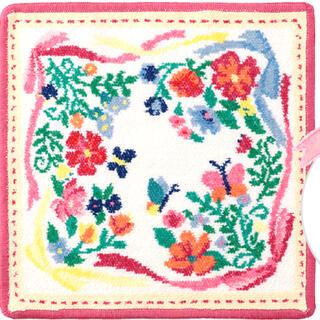 FEILER - 【新品】FEILER×CHESTYコラボ ハンカチ ピンク