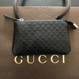 Gucci - ご奉仕セール価格💫 GUCCIコインケース.ブラック