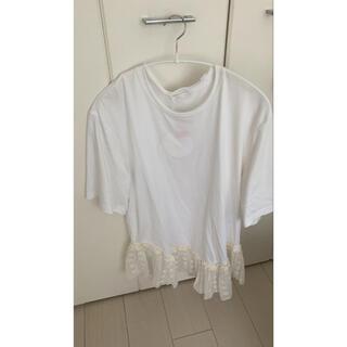 クロエ(Chloe)のTシャツ(Tシャツ(半袖/袖なし))