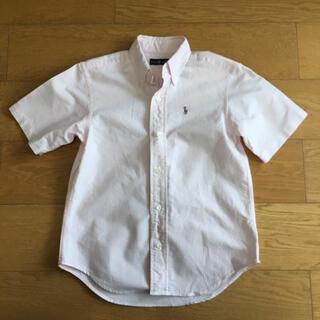 Ralph Lauren - ストライプ半袖シャツ Ralph Lauren 130