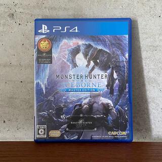 PlayStation4 - 【PS4】モンスターハンターアイスボーン マスターエディション