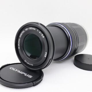オリンパス(OLYMPUS)の【新品級】 OLYMPUS オリンパス M.ZUIKO ED 40-150mm(レンズ(ズーム))