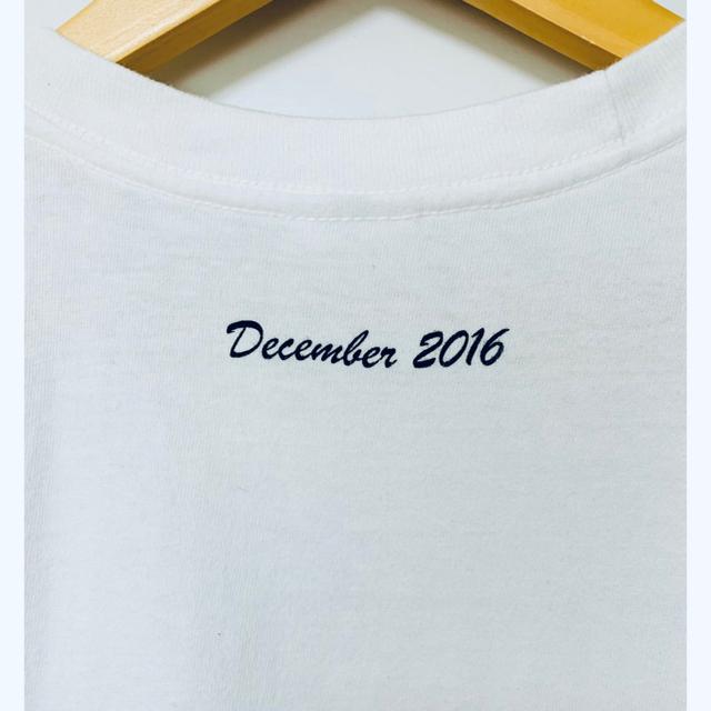 Supreme(シュプリーム)のSUPREME 16aw Santa Tee White Tシャツ  M メンズのトップス(Tシャツ/カットソー(半袖/袖なし))の商品写真