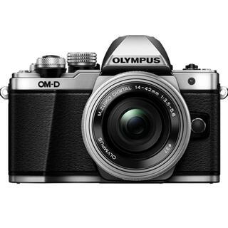 オリンパス(OLYMPUS)のOLYMPUS オリンパス ミラーレス一眼 OM-D E-M10 MarkⅡ(ミラーレス一眼)