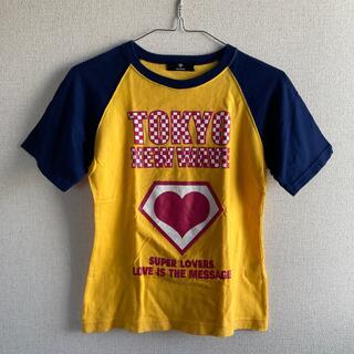 SUPER LOVERS - SUPER LOVERS  レディース トップス 半袖Tシャツ 夏 日本製