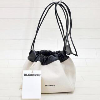 Jil Sander - ☆ほぼ新品・タグ付☆JIL SANDER ジルサンダー ドローストリング