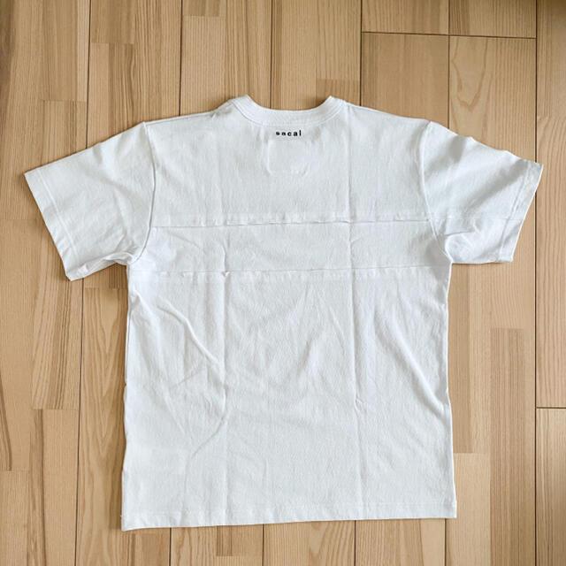 sacai(サカイ)のSacai アーカイブミックス Tシャツ メンズのトップス(Tシャツ/カットソー(半袖/袖なし))の商品写真
