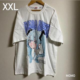 ✨新入荷✨madeextreme レトロアニメ 女の子 ver1 Tシャツ