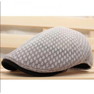 ハンチング帽子 ダイヤエアメッシュ(ハンチング/ベレー帽)