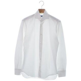 BARBA DANDYLIFE ドレスシャツ メンズ