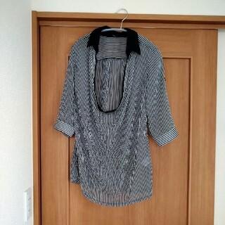 CECIL McBEE - CECIL McBEE 7分袖シャツ