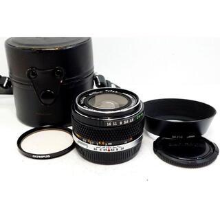 オリンパス(OLYMPUS)の■広角レンズ OLYMPUS G.ZUIKO AUTO-W 28mm F3.5(レンズ(単焦点))