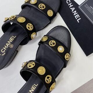 Chanel  サンダル#1