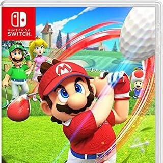 マリオゴルフ スーパーラッシュ -Switch新品未使用