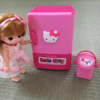 ハローキティ - ハローキティ 冷蔵庫 ポット おもちゃ