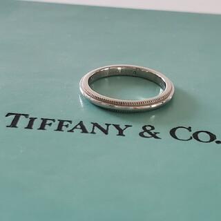 Tiffany & Co. - ティファニー プラチナ リング ピンキーリング リングのみです