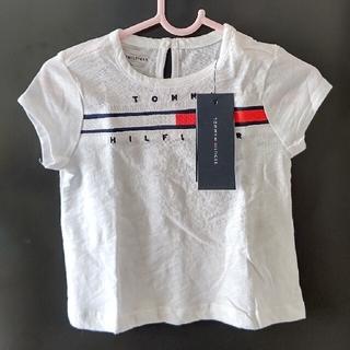 トミーヒルフィガー(TOMMY HILFIGER)の〔 新品.未使用 〕TOMMY HILFIGER Tシャツ 18M(Tシャツ)