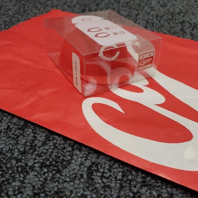 広島東洋カープ(ヒロシマトウヨウカープ)のカープ缶キャップ(Carp) スポーツ/アウトドアの野球(記念品/関連グッズ)の商品写真