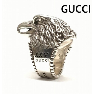 Gucci - GUCCI グッチ 指輪 リング 15号 極美品 送料無料