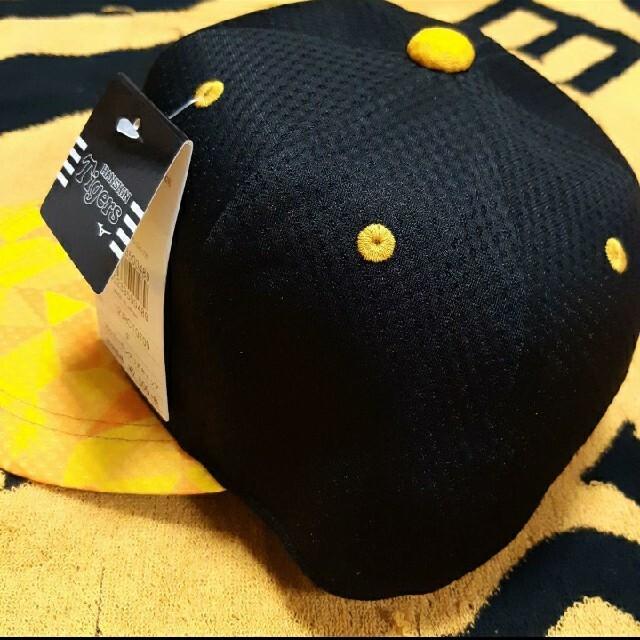 阪神タイガース★20ウル虎レプリカキャップ 新品未使用 スポーツ/アウトドアの野球(記念品/関連グッズ)の商品写真