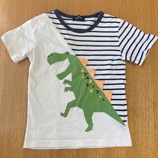 クレードスコープ(kladskap)のクレードスコープ 恐竜Tシャツ 110(Tシャツ/カットソー)