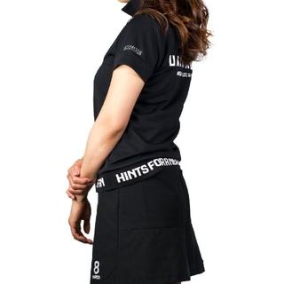 PEARLY GATES - ・専用 ・完売 今季新作 8yards ポロシャツ M ブラック