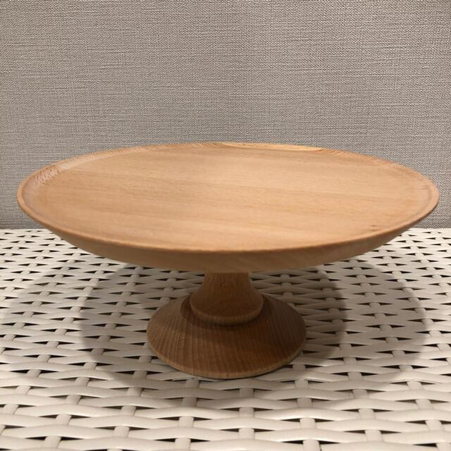 北欧暮らしの道具店 木のコンポート皿 インテリア/住まい/日用品のキッチン/食器(テーブル用品)の商品写真