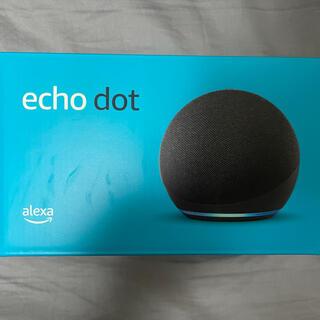 ECHO - Amazon Echo dot(エコードット) 第4世代