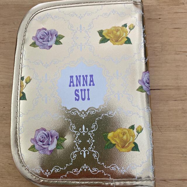 ANNA SUI(アナスイ)の雑誌付録 アナスイ/マルチケース レディースのファッション小物(その他)の商品写真