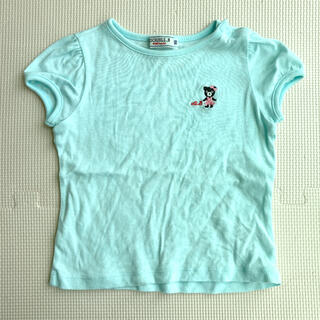 ダブルビー(DOUBLE.B)のミキハウス Tシャツ ダブルビー(Tシャツ/カットソー)