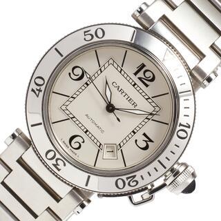 カルティエ(Cartier)のカルティエ Cartier パシャシータイマー 腕時計 メンズ【中古】(その他)