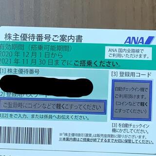 ANA 優待券(航空券)