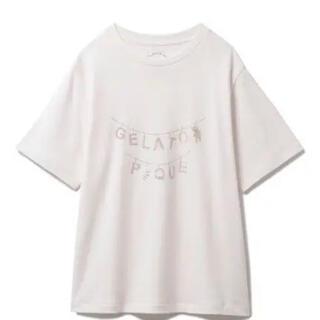 gelato pique - ジェラートピケ  モーニングベア ワンポイントTシャツ