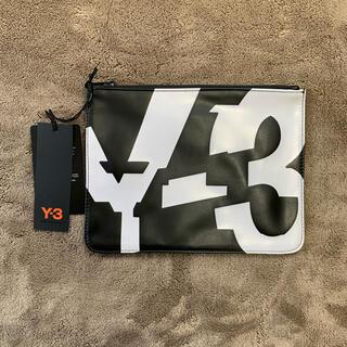 ワイスリー(Y-3)のY-3 ポーチ (非売品)クラッチ(セカンドバッグ/クラッチバッグ)