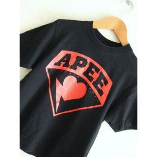 アベイシングエイプ(A BATHING APE)のAPEE エイピー スーパーマンモチーフ Tシャツ A BATHING APE(Tシャツ(半袖/袖なし))
