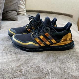 adidas - adidas  ultra  boost black gold