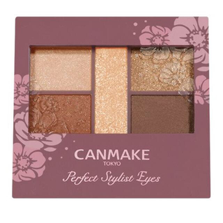 CANMAKE - キャンメイク パーフェクトスタイリストアイズ23アーモンドカヌレ 美品1回使用