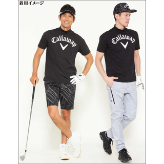 Callaway - 新品未使用 キャロウェイ  ブラック LLサイズ