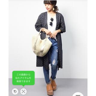 SM2 - Samansa Mos2  カーディガン 半袖 五分袖