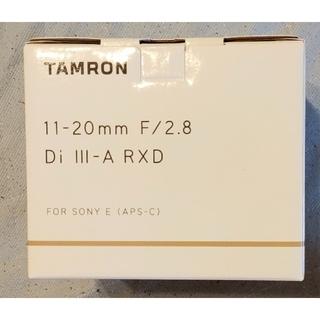 TAMRON - Tamron 11-20mm F/2.8 Model B060 Sony