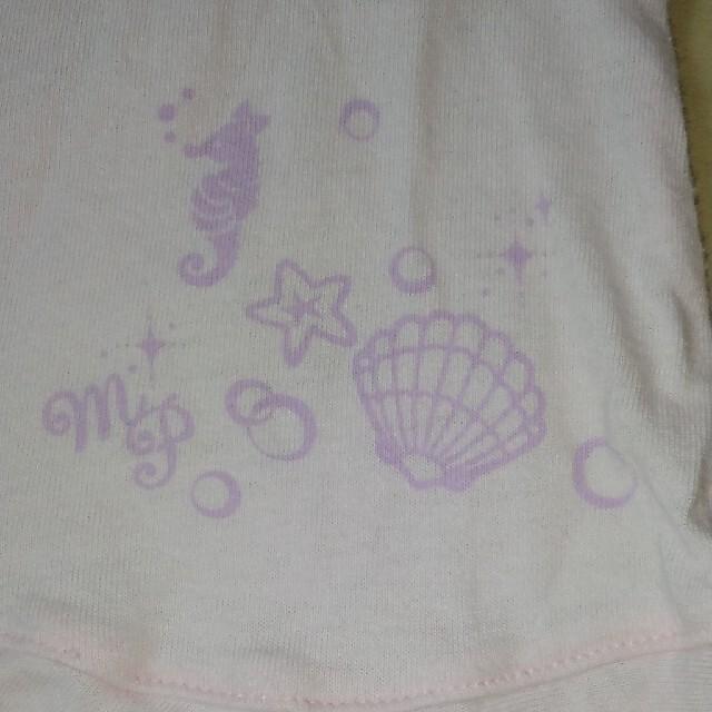 mezzo piano(メゾピアノ)の100*メゾピアノ キッズ/ベビー/マタニティのキッズ服女の子用(90cm~)(Tシャツ/カットソー)の商品写真