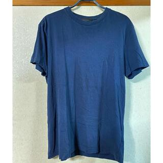 PRADA - PRADA Tシャツ ネイビー  XL