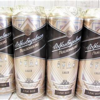 コストコ(コストコ)のコストコ リトアニア ノンアルコールビール 568ml x20本/〓YKE(ビール)