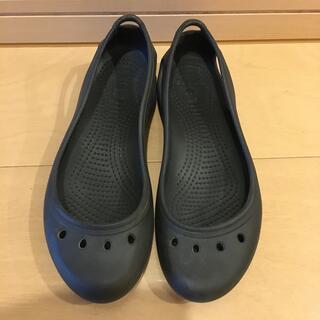 crocs - crocs クロックス サンダル レディース w6