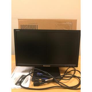 Lenovo - レノボジャパンThinkVision LT2013s Wide pcモニター