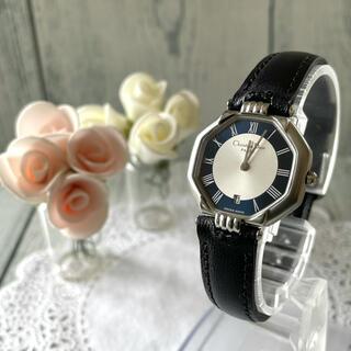 クリスチャンディオール(Christian Dior)の【動作OK】Christian Dior ディオール 腕時計 オクタゴン(腕時計)