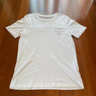 マルタンマルジェラ(Maison Martin Margiela)のマルジェラ Tシャツ ユニセックス Mサイズ(Tシャツ/カットソー(半袖/袖なし))