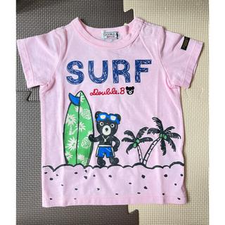 ダブルビー(DOUBLE.B)のダブルビーTシャツ(Tシャツ)