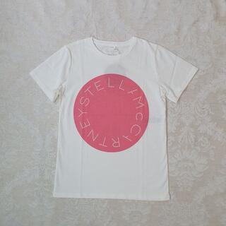 ステラマッカートニー(Stella McCartney)の新品未使用⭐︎STELLA MCCARTNEY KIDS ロゴTシャツ14Y(Tシャツ/カットソー)
