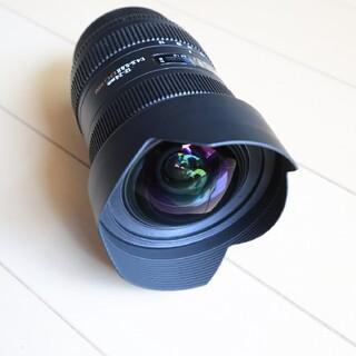 SIGMA - SIGMA 12-24mm f/4.5-5.6 II DG HSM CANON